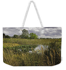 Blue Cypress Wetlands Weekender Tote Bag