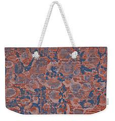 Blue Weekender Tote Bag by Darice Machel McGuire