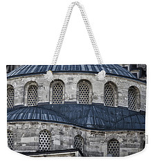 Blue Dawn Blue Mosque Weekender Tote Bag