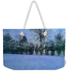 Blue Dawn Weekender Tote Bag