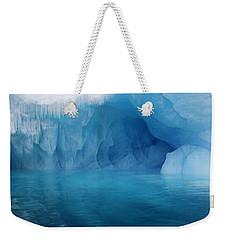 Blue Grotto Weekender Tote Bag