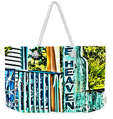 Blue Heaven In Key West - 1 Weekender Tote Bag