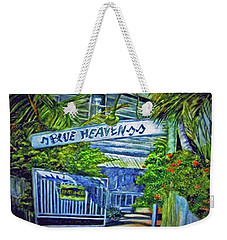 Blue Heaven Key West Weekender Tote Bag