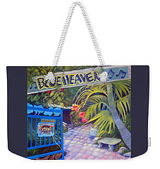 Blue Heaven New View Weekender Tote Bag