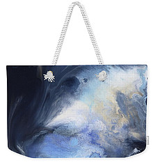 Blue Heavens Weekender Tote Bag by Jamie Frier