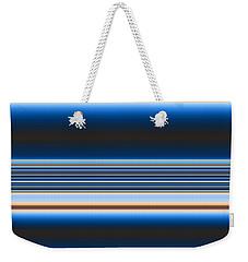 Blue Horizons Weekender Tote Bag