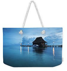 Blue Hour Landscape Weekender Tote Bag