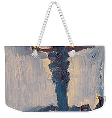 Blue Lamp Weekender Tote Bag
