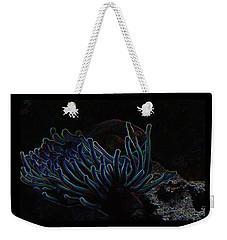 Blue Magic Light Fish  Weekender Tote Bag