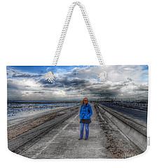 Blue Moods Weekender Tote Bag