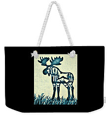 Blue Moose Weekender Tote Bag