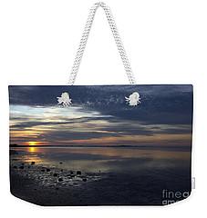 Blue Morning  Weekender Tote Bag