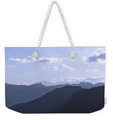 Blue Mountains Weekender Tote Bag