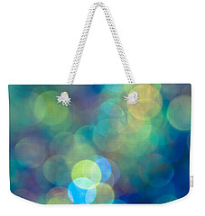 Blue Of The Night Weekender Tote Bag by Jan Bickerton