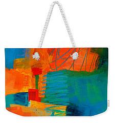 Blue Orange 2 Weekender Tote Bag