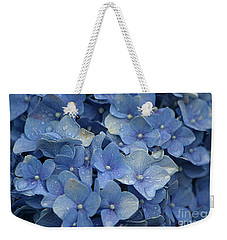 Blue Over You With Tears Weekender Tote Bag