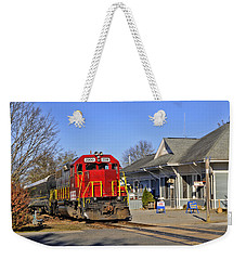 Blue Ridge Scenic Railway Weekender Tote Bag