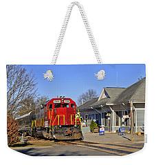 Blue Ridge Scenic Railway Weekender Tote Bag