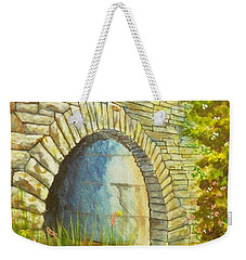 Blue Ridge Tunnel Weekender Tote Bag