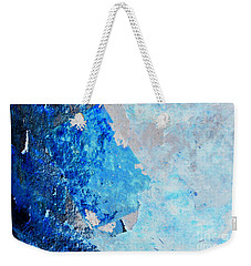 Blue Rust Weekender Tote Bag by Randi Grace Nilsberg
