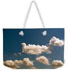 Blue Skies II Weekender Tote Bag