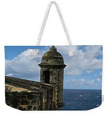 Blue Skies On The Horizon Weekender Tote Bag