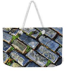Blue Stone  Weekender Tote Bag