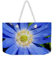 Blue Swan River Daisy Weekender Tote Bag