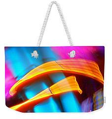 Blue Tonado On Venus Weekender Tote Bag
