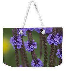 Blue Vervain Weekender Tote Bag