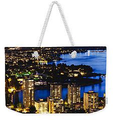 Blue Water Kitsilano Mcdix Weekender Tote Bag