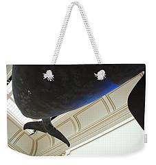 Blue Whale Experience Weekender Tote Bag