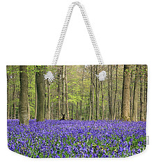 Bluebells Surrey England Uk Weekender Tote Bag