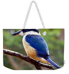 Bluebird In Suva Fiji Weekender Tote Bag