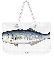 Bluefish Weekender Tote Bag