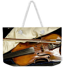 Bluegrass Magic Weekender Tote Bag by Wilma  Birdwell