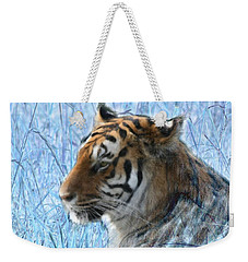 Bluegrass Tiger Weekender Tote Bag