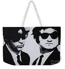 Blues Brothers Weekender Tote Bag
