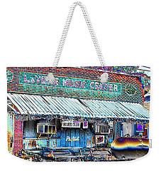 Blues Club In Clarksdale Weekender Tote Bag