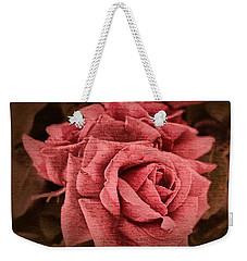 Blush Weekender Tote Bag by Wallaroo Images