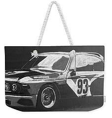Bmw 3.0 Csl Alexander Calder Art Car Weekender Tote Bag