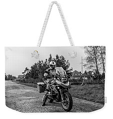 Bmw R 1200 Gs Weekender Tote Bag