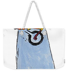 Bmx Drawing Weekender Tote Bag