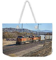 Bnsf 7454 Weekender Tote Bag