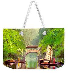 Boatmen Weekender Tote Bag
