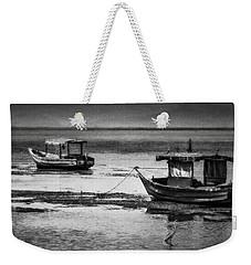 Boats Of Trinidad Weekender Tote Bag