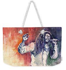 Bob Marley 01 Weekender Tote Bag