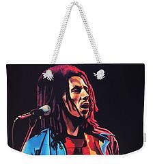 Bob Marley 2 Weekender Tote Bag