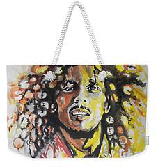 Bob Marley 02 Weekender Tote Bag