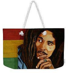 Bob Marley Legend Weekender Tote Bag